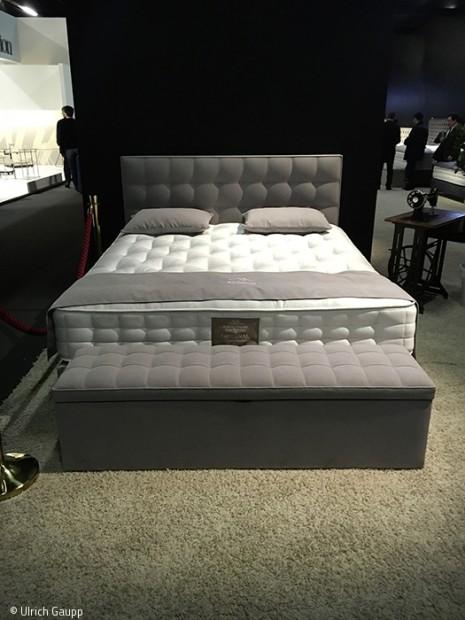 Ich gönne mir ein Boxspring-Bett