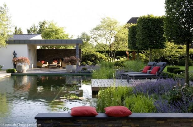 Kleines Paradies im Garten