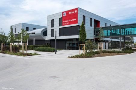 Designreicher Sport-Campus