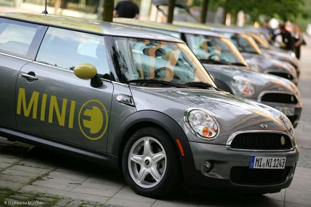 München macht e-mobil