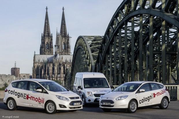 Köln macht e-mobil
