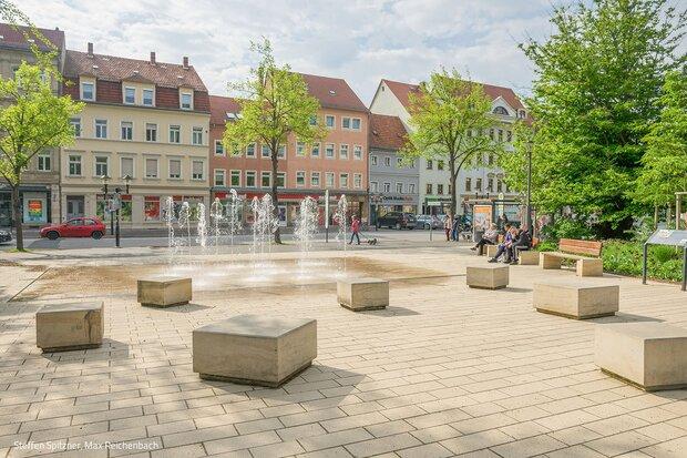 Grüne Stadtoase mit Geschichte