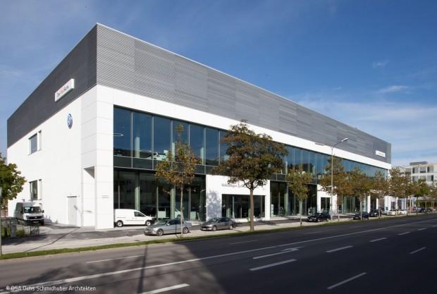 Stadtmarke Autohaus
