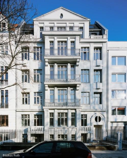 Haus Volksgartenstraße