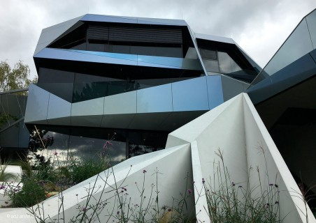 Wohnhaus oder Skulptur?