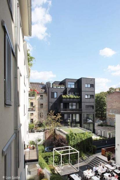 Gebautes wildes Berlin