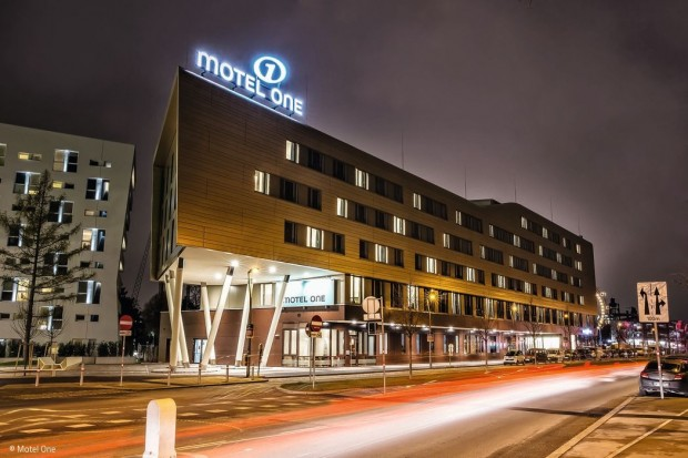 Motel One am Prater
