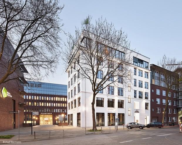 Hommage an das alte Hamburg