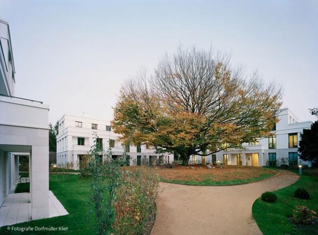 Nobles Wohnen mit Park