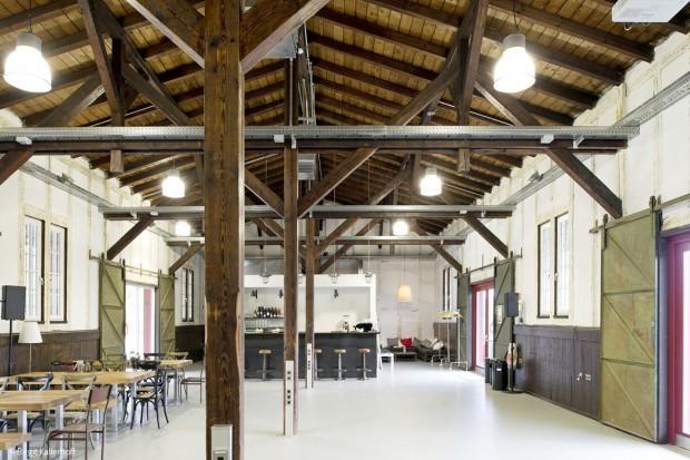 Kulturbahnhof statt Güterhalle