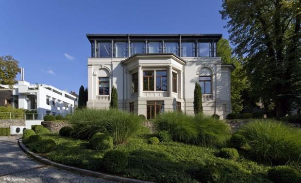 Verwandlung einer Villa