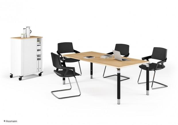 Individuelles Schreibtischsystem für jeden Anlass