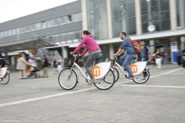Vernetzt mobil im Ruhrgebiet