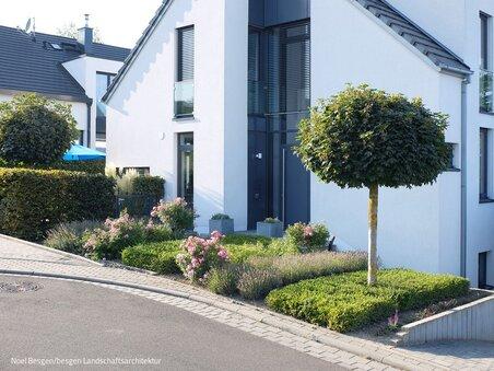 Wie das Haus, so der Vorgarten