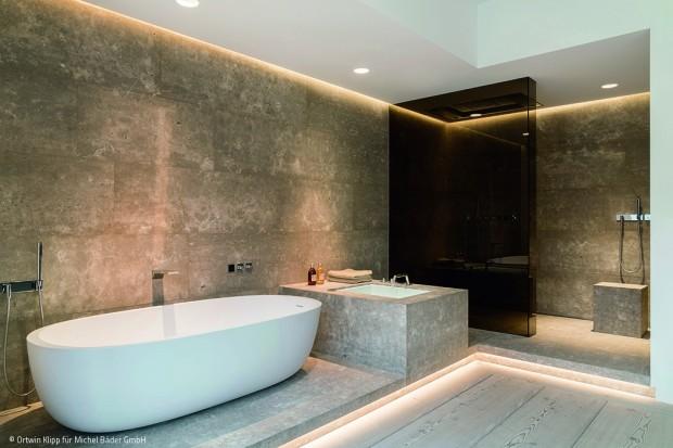Ein Stück Heimat im Bad