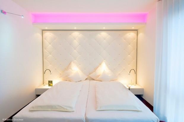 Ein Hotel für alle Sinne
