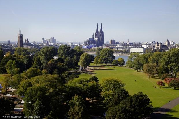 Kölns grüne Lunge