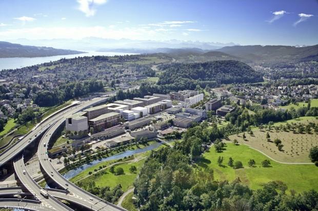 Die Zukunft liegt in Zürich Süd