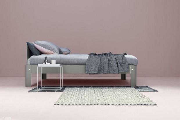 Voll im Trend: das grüne Bett