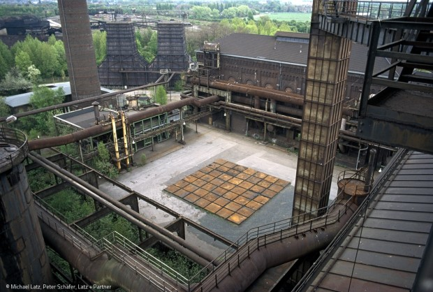 Industriekultur und Natur pur