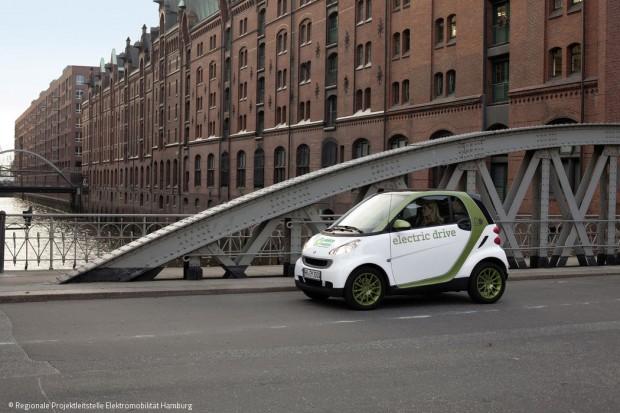 Hamburg macht e-mobil