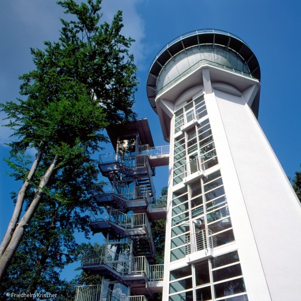 Wohnturm für Individualisten
