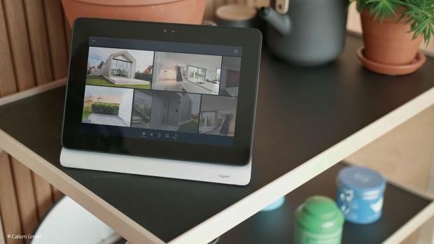 Türkommunikation integriert Smart Home