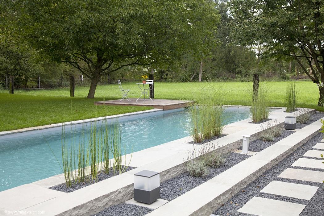 schwimmteich oder living pool artikel berlin magazin. Black Bedroom Furniture Sets. Home Design Ideas