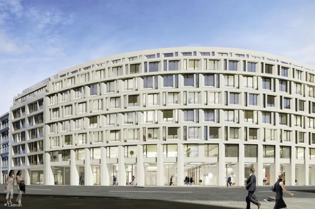 Ein Gebäude mit Charakter