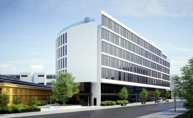 Das volldigitalisierte Bürohaus