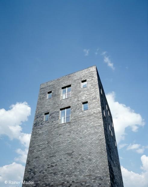 Wohnen im Turm