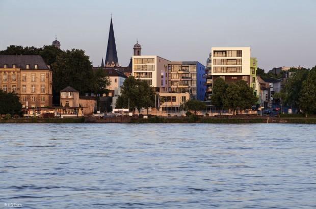 Logenplatz zum Rhein