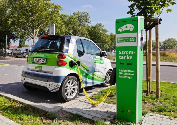 Dynamik Elektromobilität