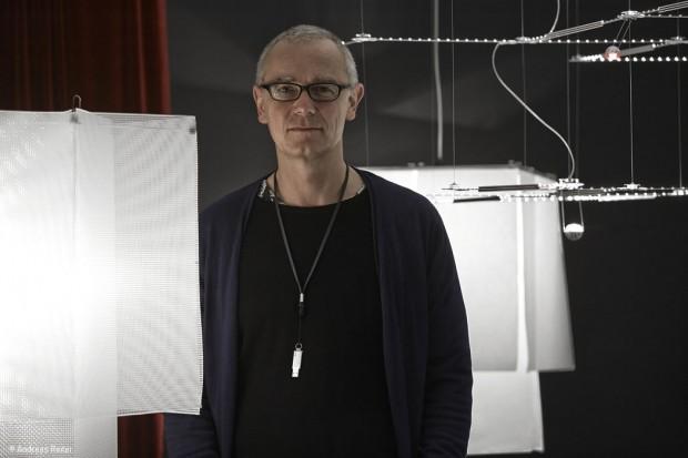 Der Lichtkünstler Ben Wirth