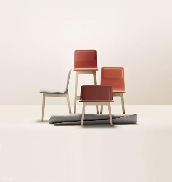 Nachhaltige Stuhlkollektion