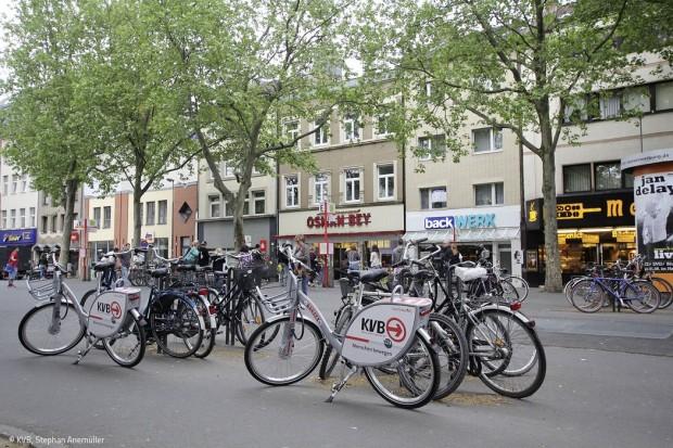 Mobil auf zwei Rädern