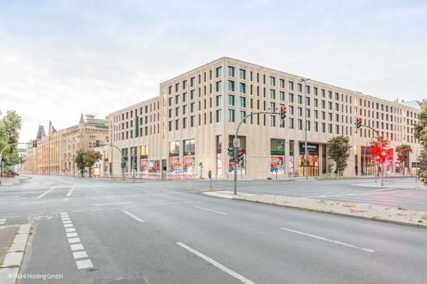 Einkaufszentrum mit Historie