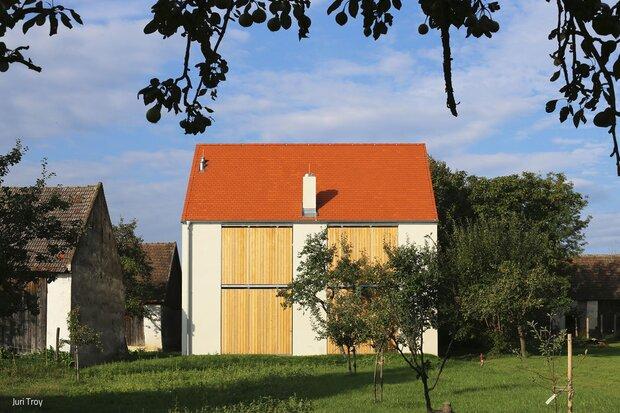 Scheune oder Wohnhaus?