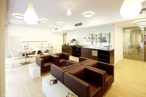 Komfortables Patientenhotel
