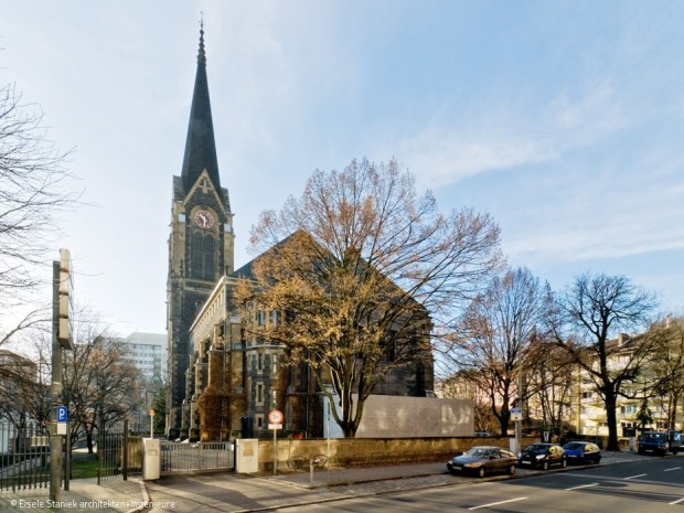 Eine Kirche für die Jugend