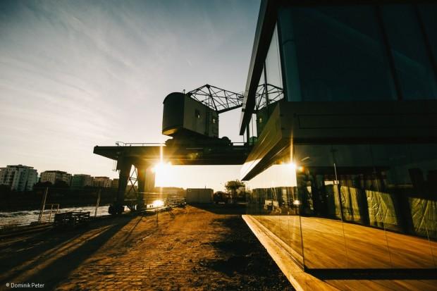 Aussichtsturm mit Industriecharme