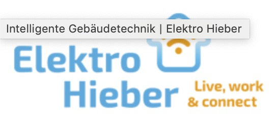 Elektro-Hieber-Logo