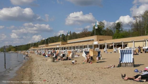 Weltstadtbad mit Ostsee-Flair