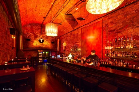 Bar mit kubanischem Flair