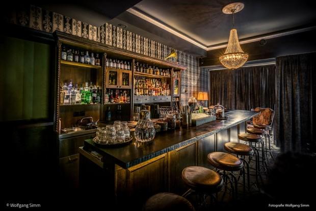 Die Bar, die sich versteckt