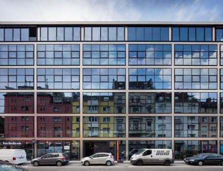 Arbeiten im Belgischen Viertel