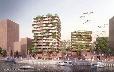 20 Jahre Großprojekt HafenCity