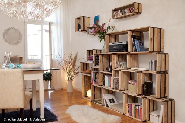 Möbel mit Vorleben