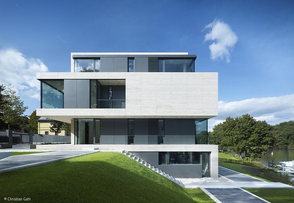 Cube magazin berlin cube magazin for Moderne villen deutschland