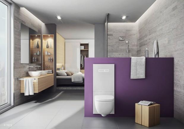 Zusatzbedienungen am WC-Terminal